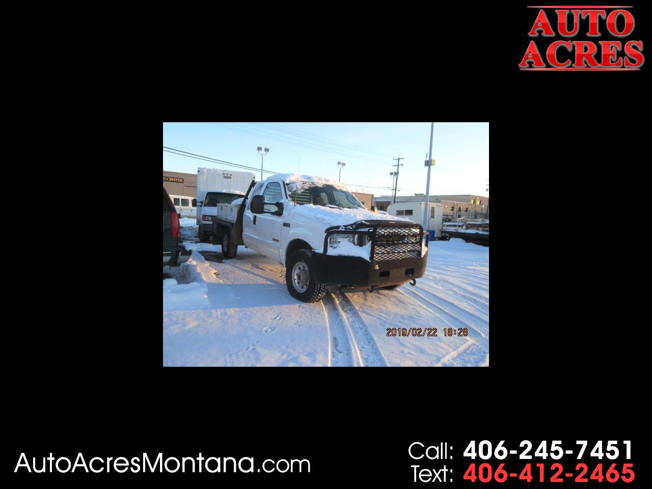 2003 Ford Super Duty F-350 SRW 4WD SuperCab 162