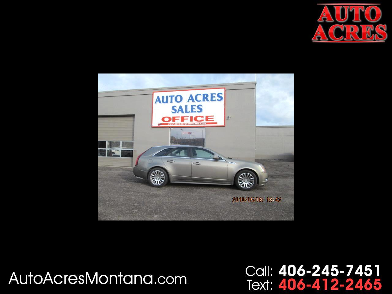 2010 Cadillac CTS Wagon 5dr Wgn 3.6L Performance AWD