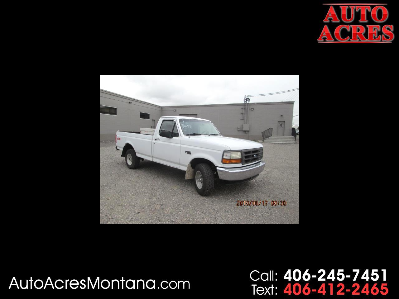 1994 Ford F-150 133