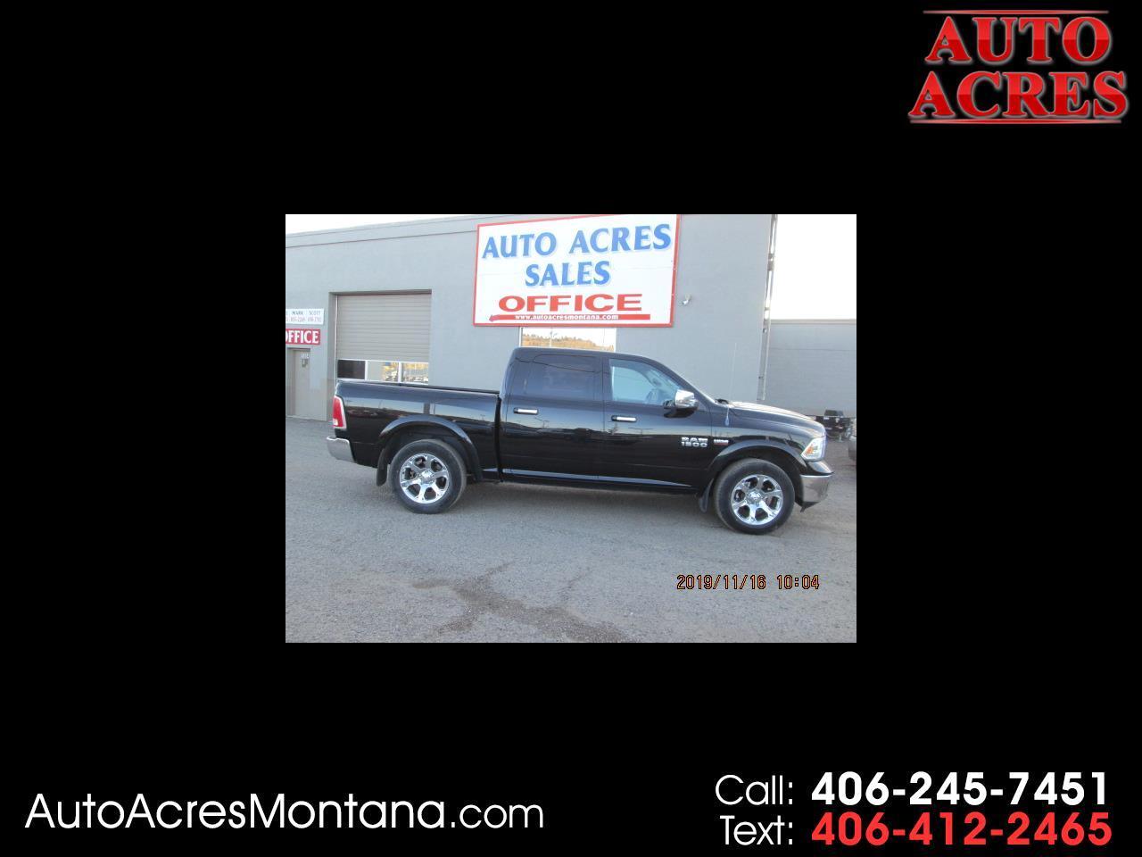 """RAM 1500 4WD Crew Cab 140.5"""" Laramie 2013"""