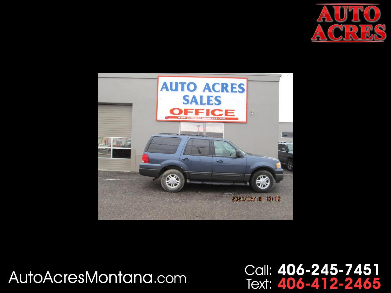 Ford Expedition 4dr Special Service 4WD 2006