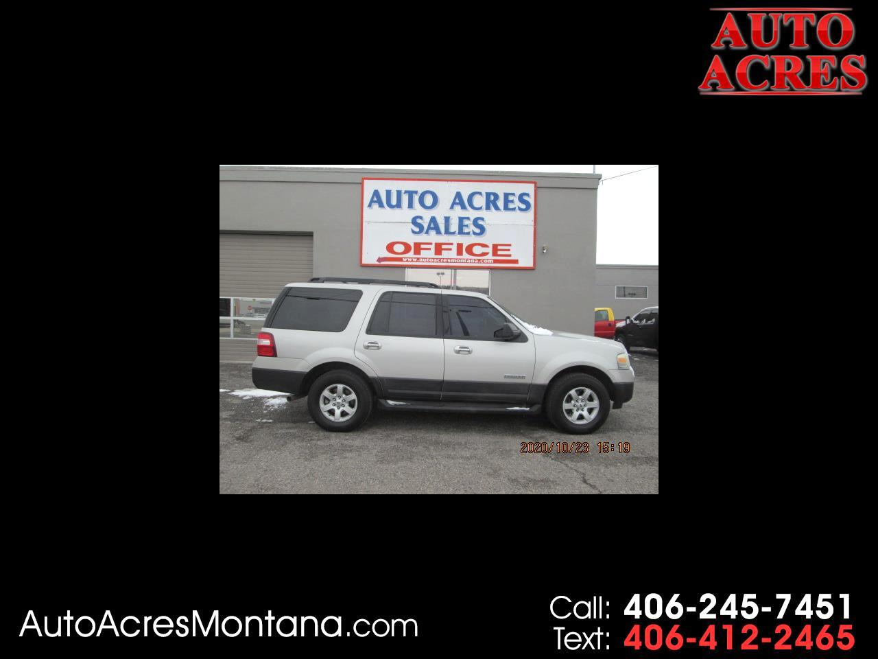 Ford Expedition 2WD 4dr XLT 2007