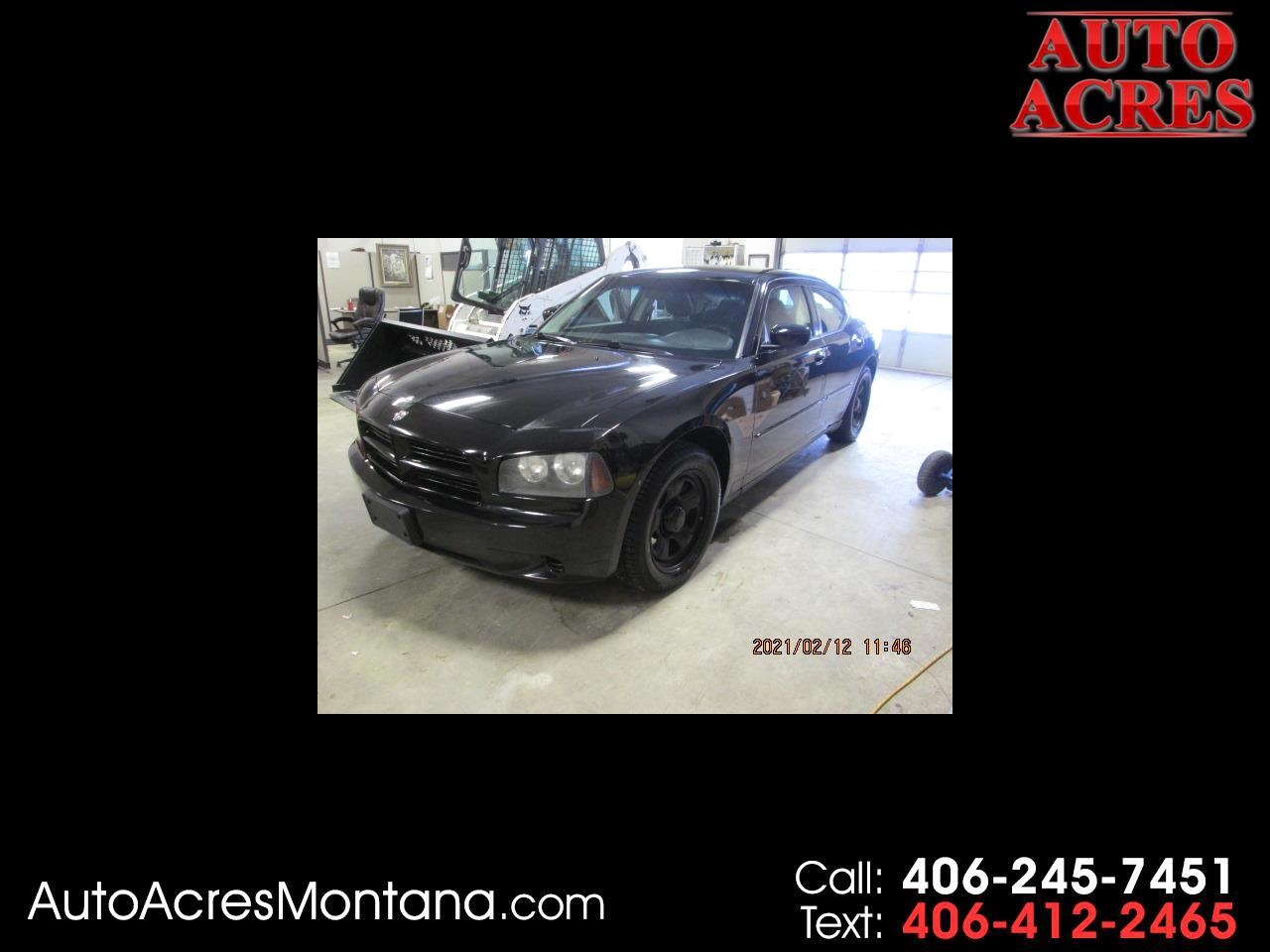 Dodge Charger 4dr Sdn Police RWD 2008