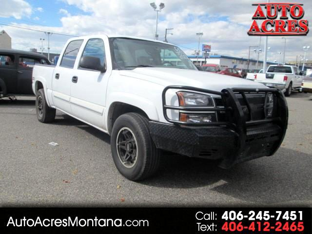 2007 Chevrolet Silverado 1500 Z71 Short Bed 4WD