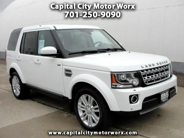 2014 Land Rover LR4 HSE Luxury