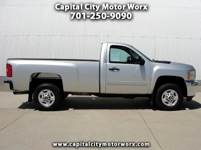 2013 Chevrolet Silverado 2500HD LT Long Box 4WD