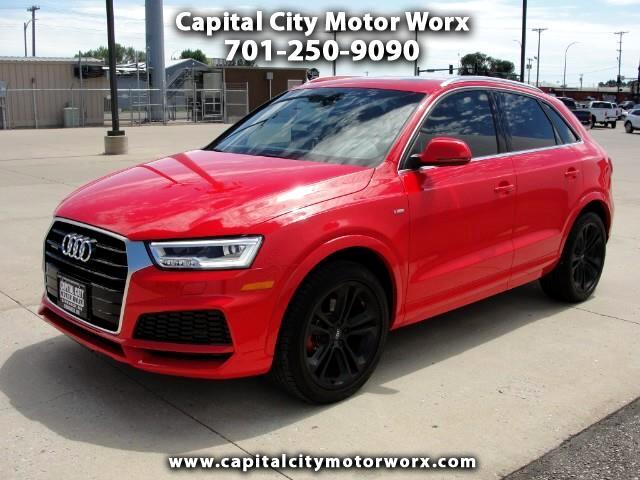 2018 Audi Q3 Premium Plus quattro