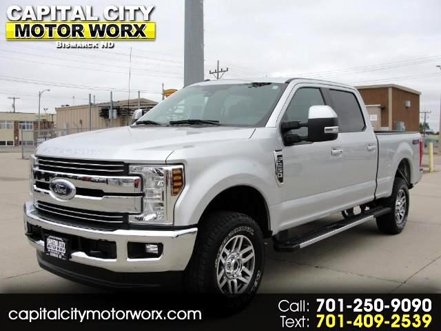 2018 Ford F-250 SD F-250 Lariet w 6.5ft box