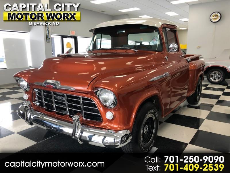 1956 Chevrolet 3100 Short Box