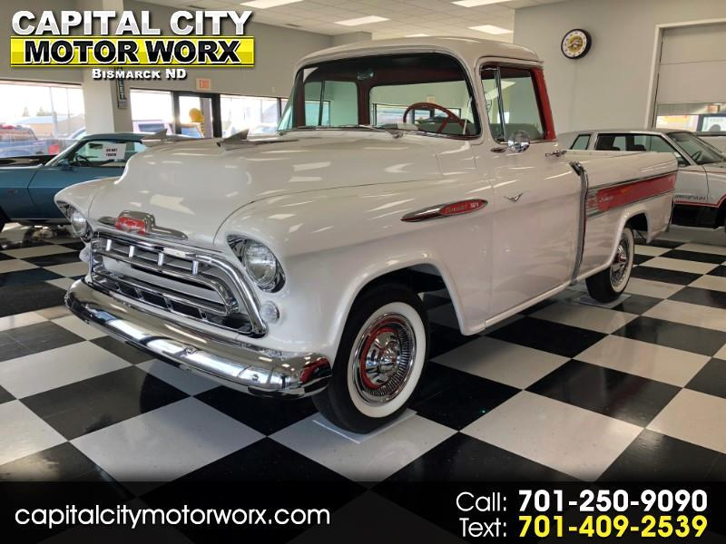 1957 Chevrolet Trucks Pickup Cameo