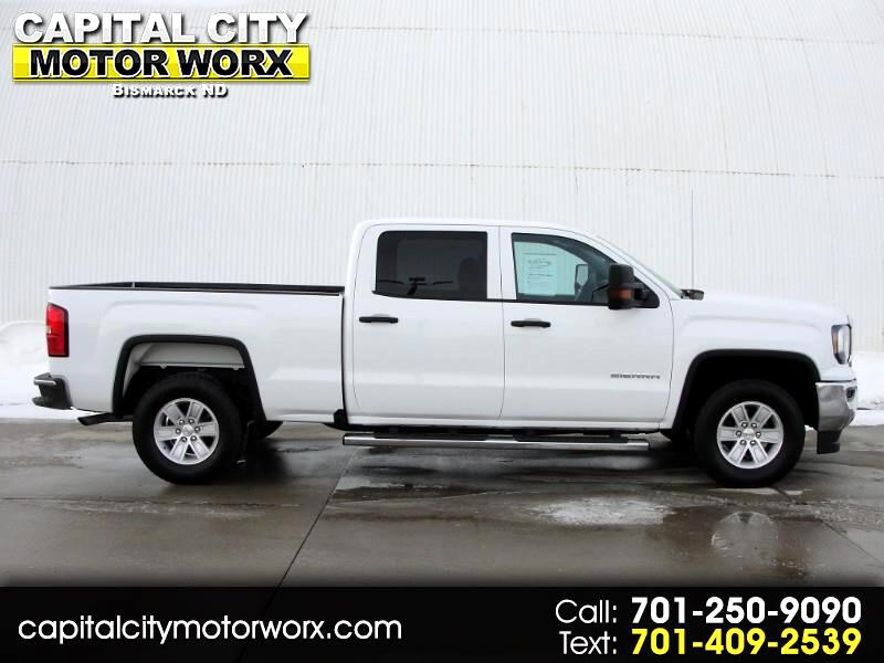 2018 GMC Sierra 1500 Base Crew Cab Long Box 4WD