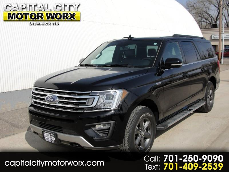 2018 Ford Expedition XLT w FX-4 Off-Road pkg