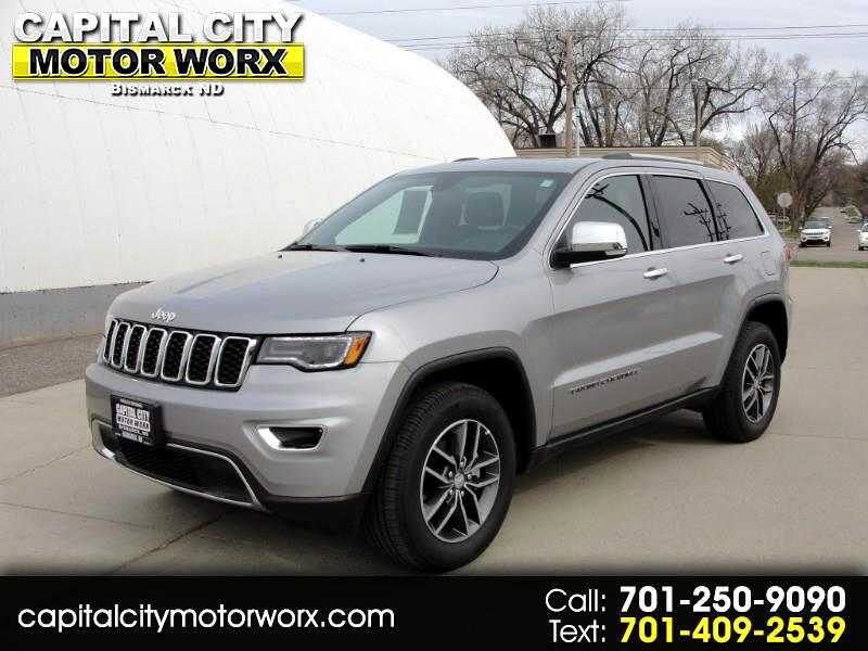 2018 Jeep Grand Cherokee 4WD 4dr Limited