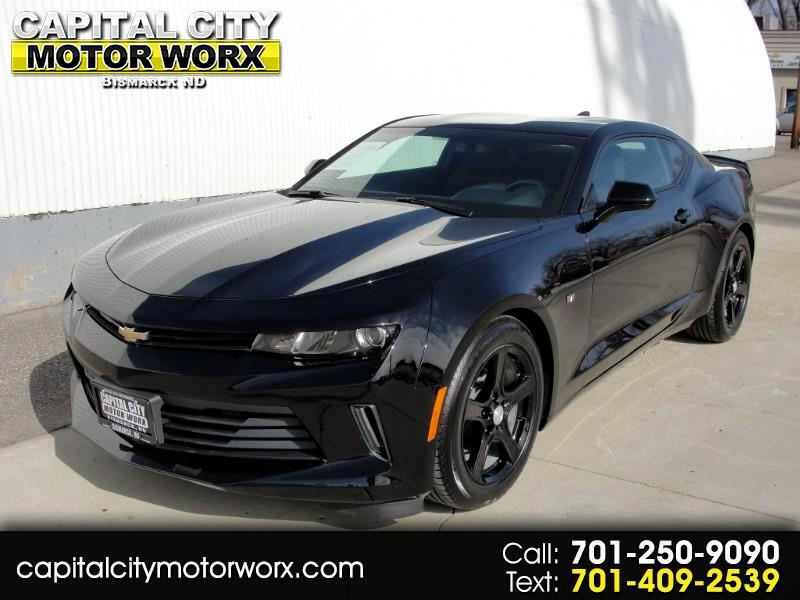 2018 Chevrolet Camaro 1LT Coupe 8A