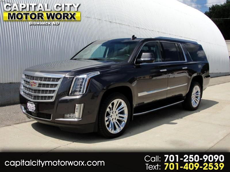 2018 Cadillac Escalade ESV Premium 4WD