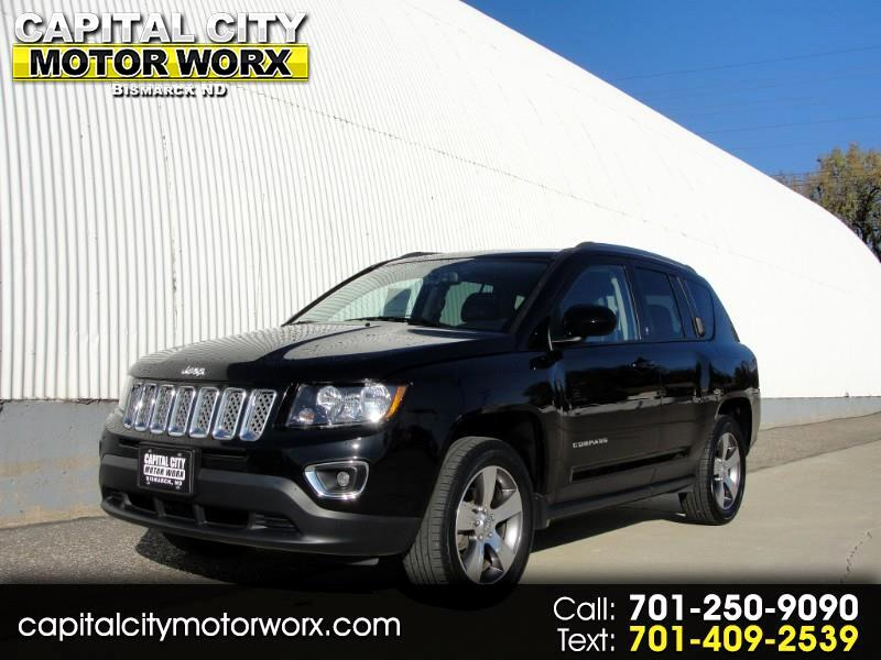 2017 Jeep Compass 4WD 4dr High Altitude