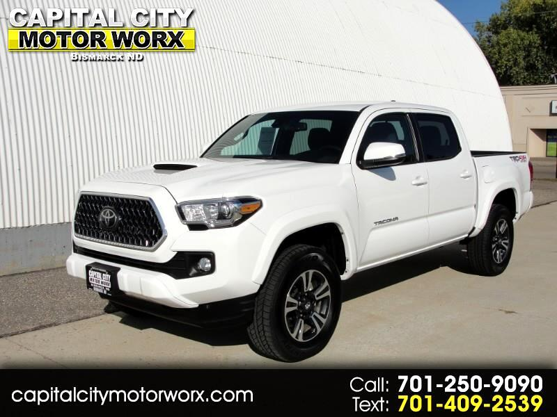 2019 Toyota Tacoma 4WD Double Cab LB V6 AT TRD Sport (Natl)