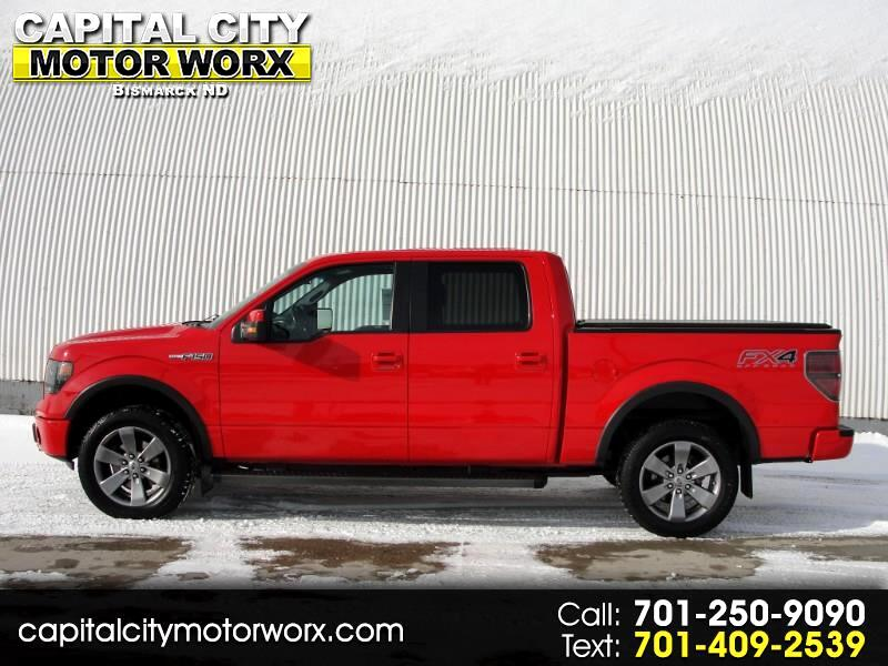 Ford F-150 FX4 4WD 2014