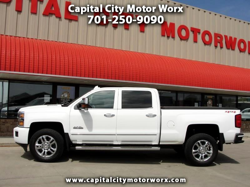 Chevrolet Silverado 2500HD High Country Crew Cab Short Box 4WD 2015