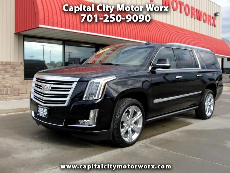 Cadillac Escalade ESV Platinum 4WD 2016