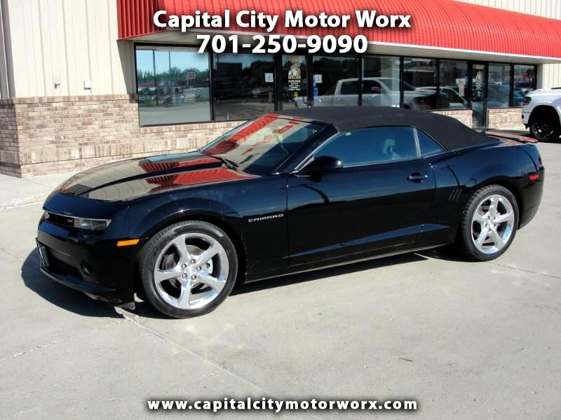 Chevrolet Camaro 2dr Convertible RS 2014