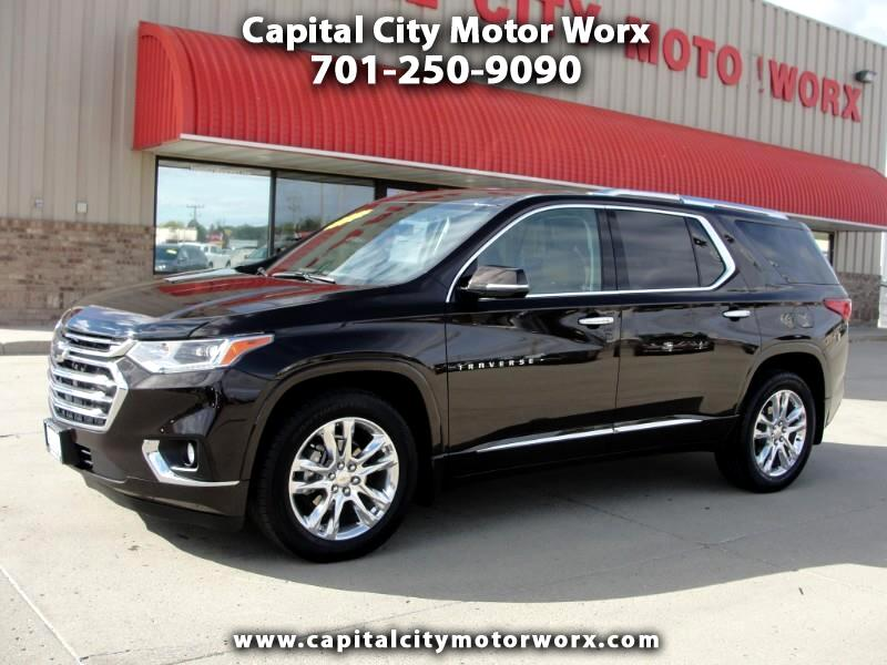 Chevrolet Traverse AWD 4dr High Country 2019