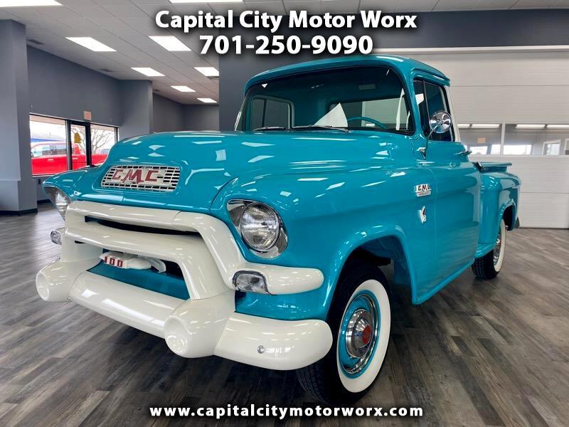 GMC 100  1956