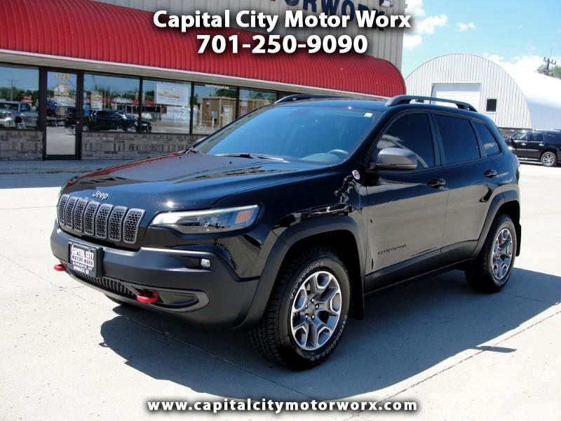 Jeep Cherokee Trailhawk 4WD 2020