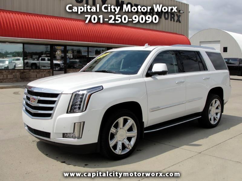 Cadillac Escalade Luxury 4WD 2020