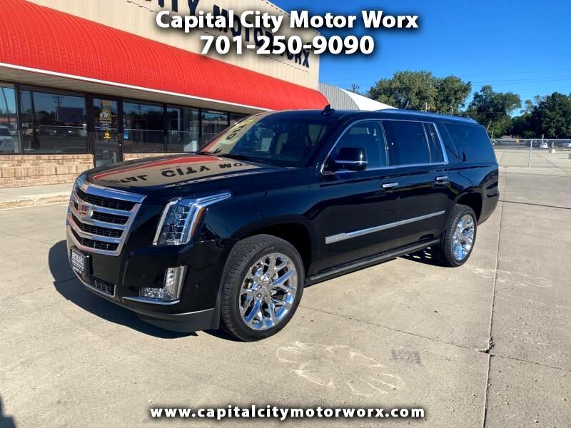 Cadillac Escalade ESV Premium 4WD 2019