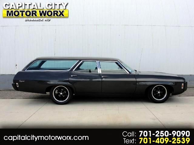 1969 Chevrolet Custom Kingswood Wagon Pro Touring