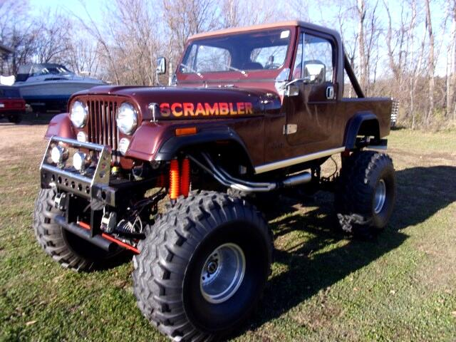 1982 Jeep Scrambler CJ8