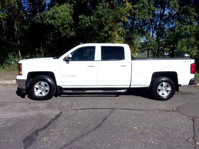 2015 Chevrolet Silverado 1500 LT Crew Cab Long Box 4WD