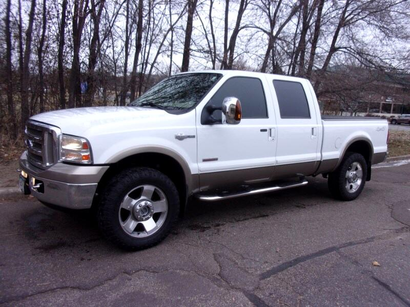 2007 Ford F-250 SD King Ranch Crew Cab 4WD