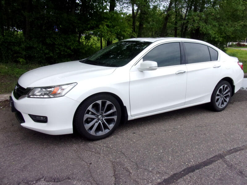 2015 Honda Accord Touring V6 Sedan
