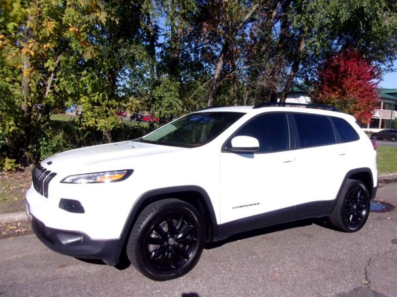 2014 Jeep Cherokee Latitude High Altitude