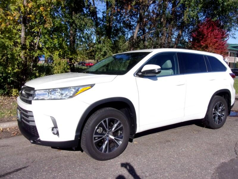 Toyota Highlander LE Plus AWD V6 2018