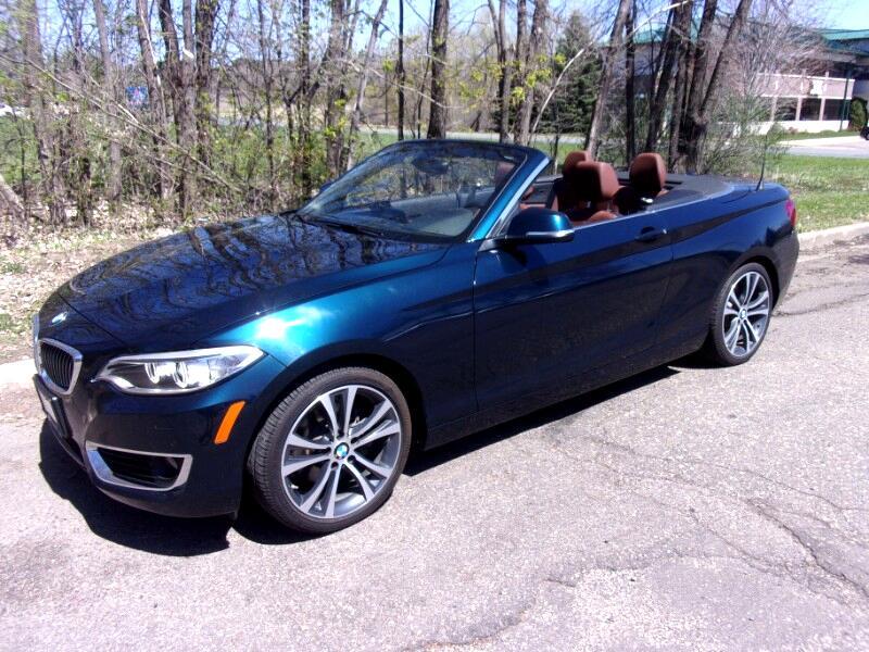 BMW 2-Series 228xi Convertible 2016