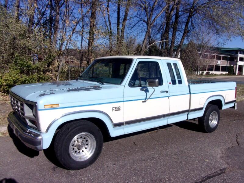 Ford F-150 SuperCab 2WD 1986