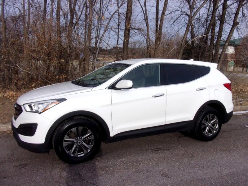 Hyundai Santa Fe Sport 2.4 AWD 2014