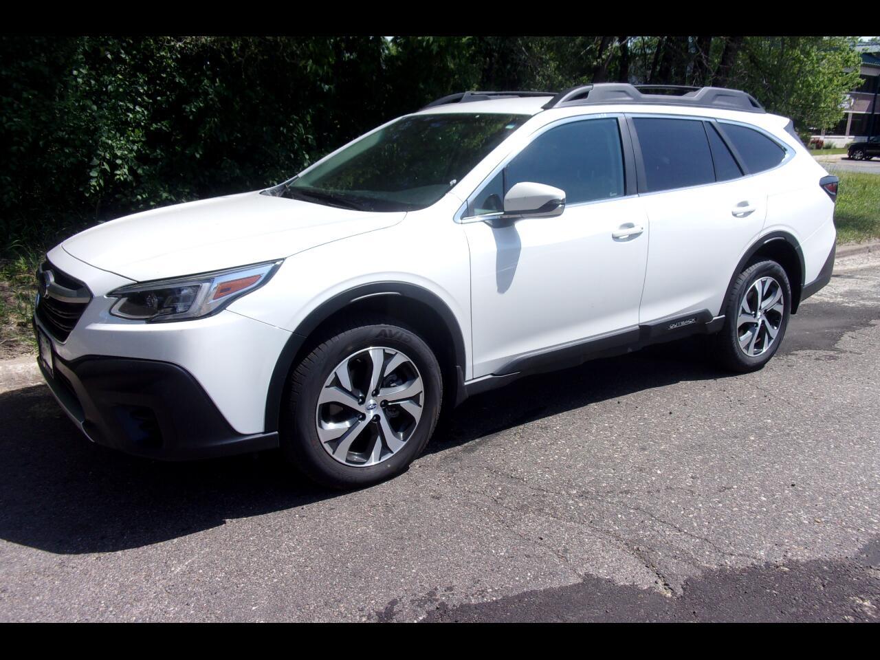 Subaru Outback Limited CVT 2020