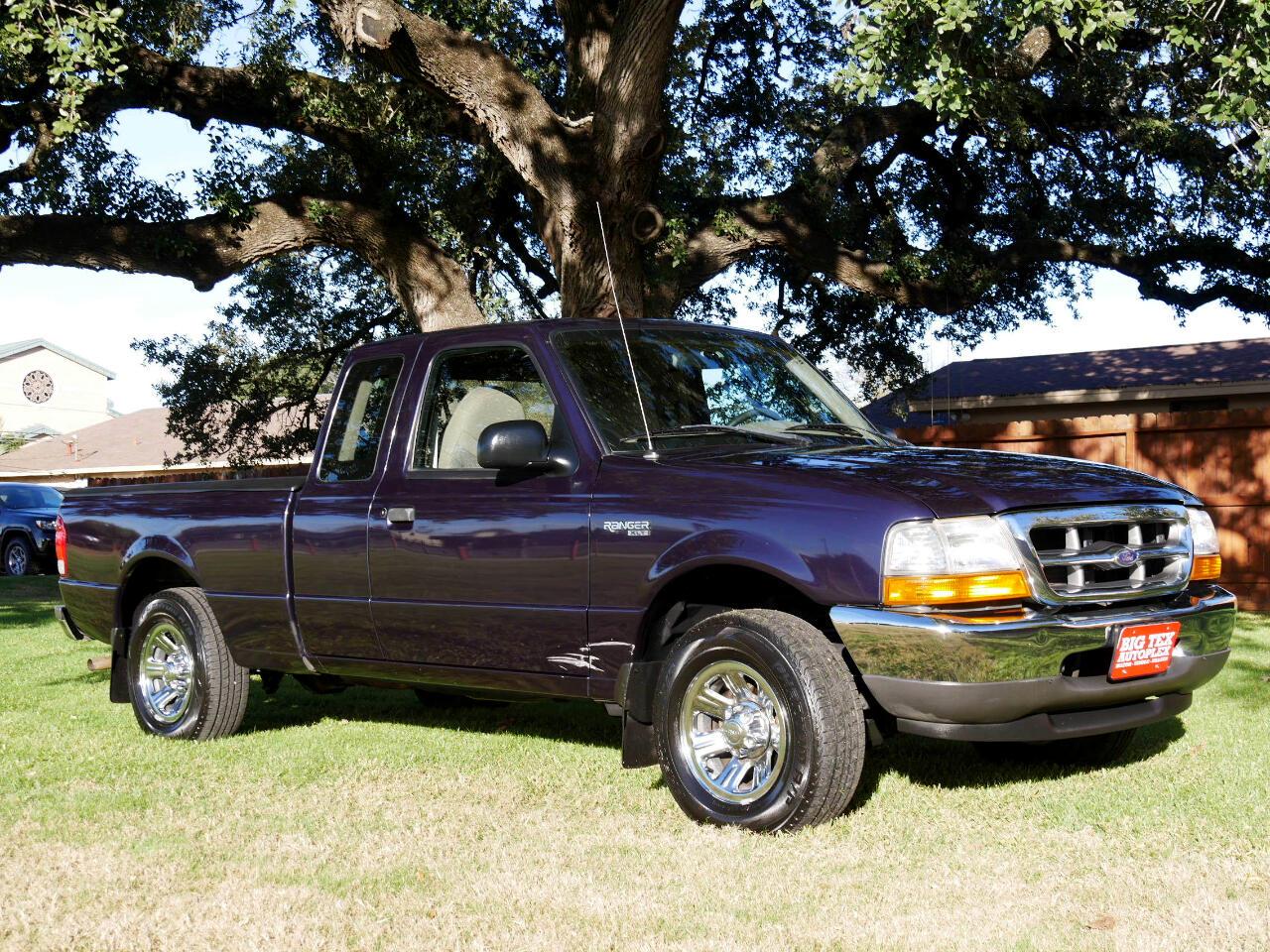 2000 Ford Ranger XLT SuperCab 2WD