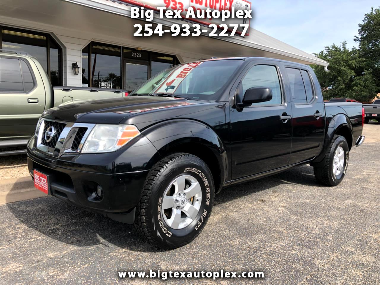 2014 Nissan Frontier SV Crew Cab 5AT 2WD