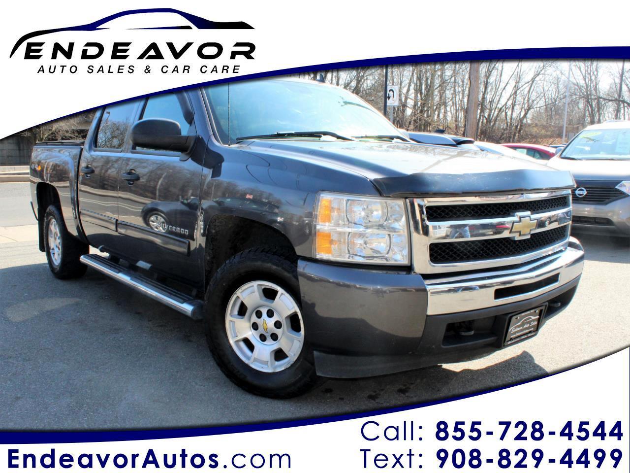 Chevrolet Silverado 1500 LT1 Crew Cab 4WD 2010