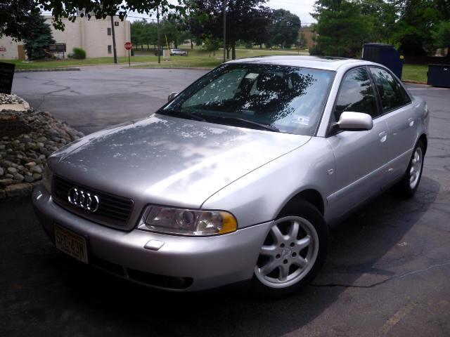 1999 Audi A4 1.8T quattro