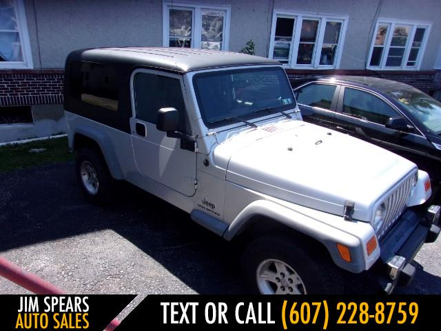 2006 Jeep Wrangler Unlimited Sport 4x4