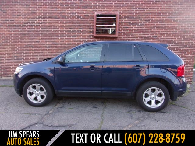 2012 Ford Edge SEL AWD