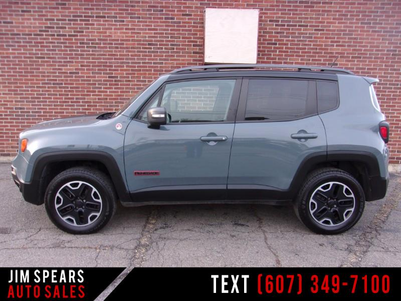 2015 Jeep Renegade 4WD 4dr Trailhawk