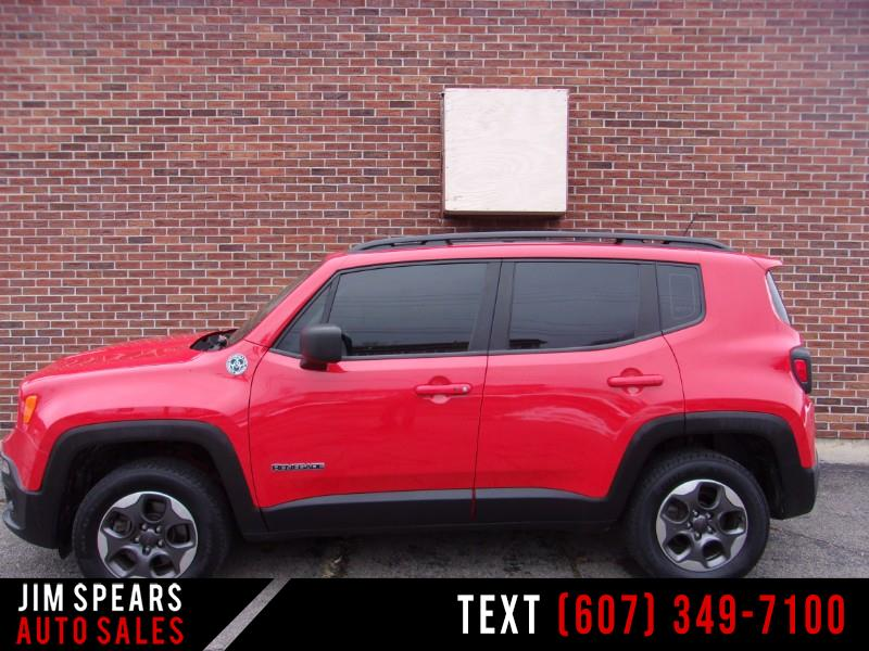 2016 Jeep Renegade 4WD 4dr Sport