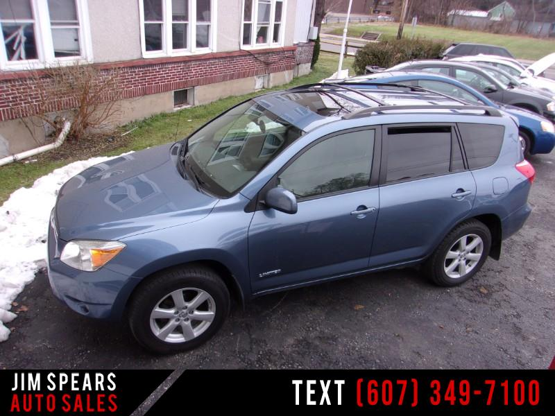 2006 Toyota RAV4 4dr Limited 4-cyl 4WD (Natl)